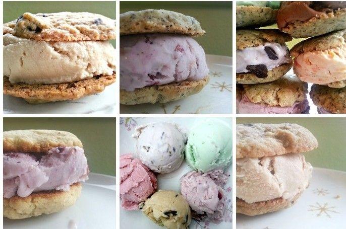 Help Fund The First Vegan Ice Cream Sammie Truck!