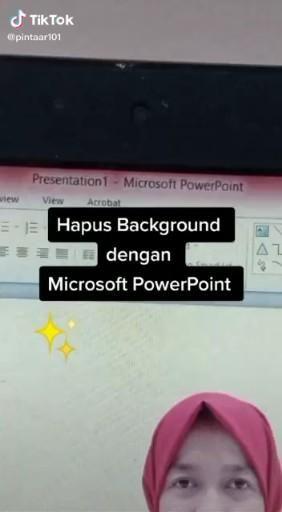 Video Tutor Hapus Background Di Powerpoint Rencana Pembelajaran Teknologi Pendidikan Kiat Belajar