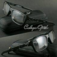 Frame Kacamata Oakley Currency Black Doff  7bfdd81821