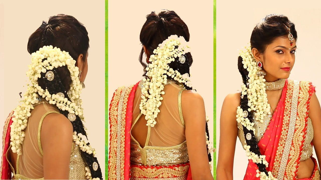 hairstyles for wedding indian style in 2020   indian