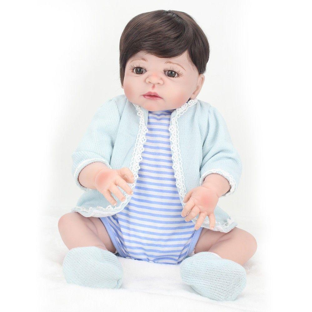 5a86fdcd0 Boneco Bebê Reborn Menino Theodore - Sob Encomenda bebê
