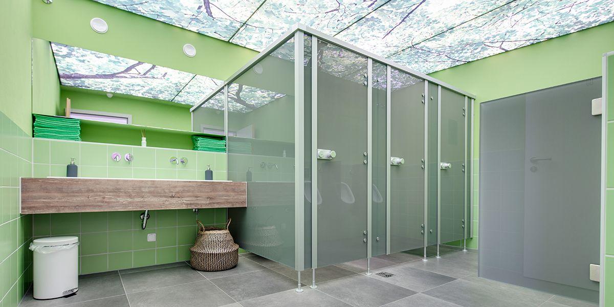 cronus Glas aus emaillierten ESG-Glas | Trennwände aus Glas ...
