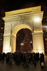 A BLOG ABOUT LOVE: Christmas in New York