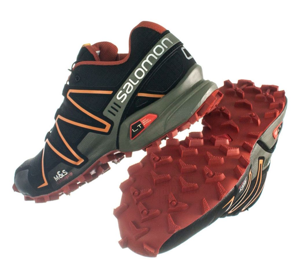 le dernier c2a71 93ab3 Salomon Speedcross NOW: 275 AED At Salomon Outlet store ...