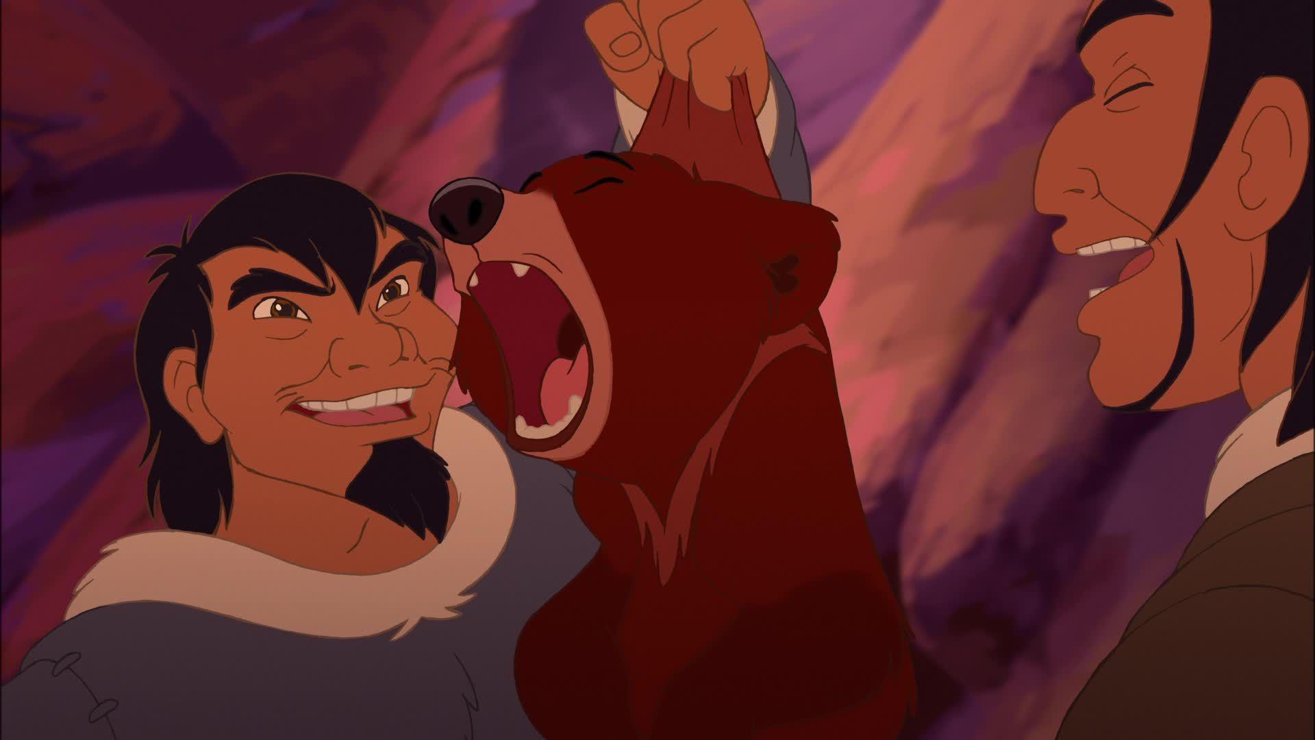 KODA ~ Brother Bear, | BROTHER BEAR,2003+2006 | Pinterest
