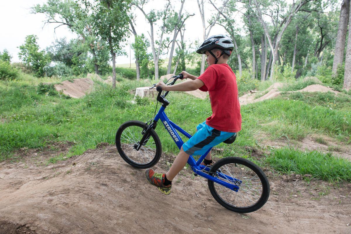 Nice Ride Strider Bike Balance Bike Riding