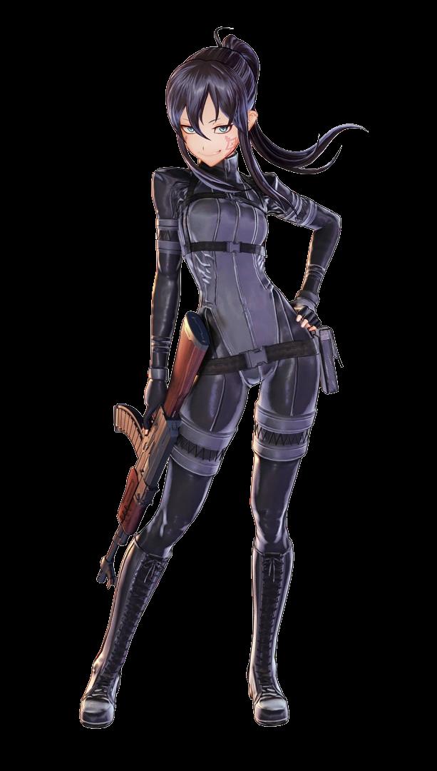 Pin on Sword Art Online Alternative Gun Gale Online