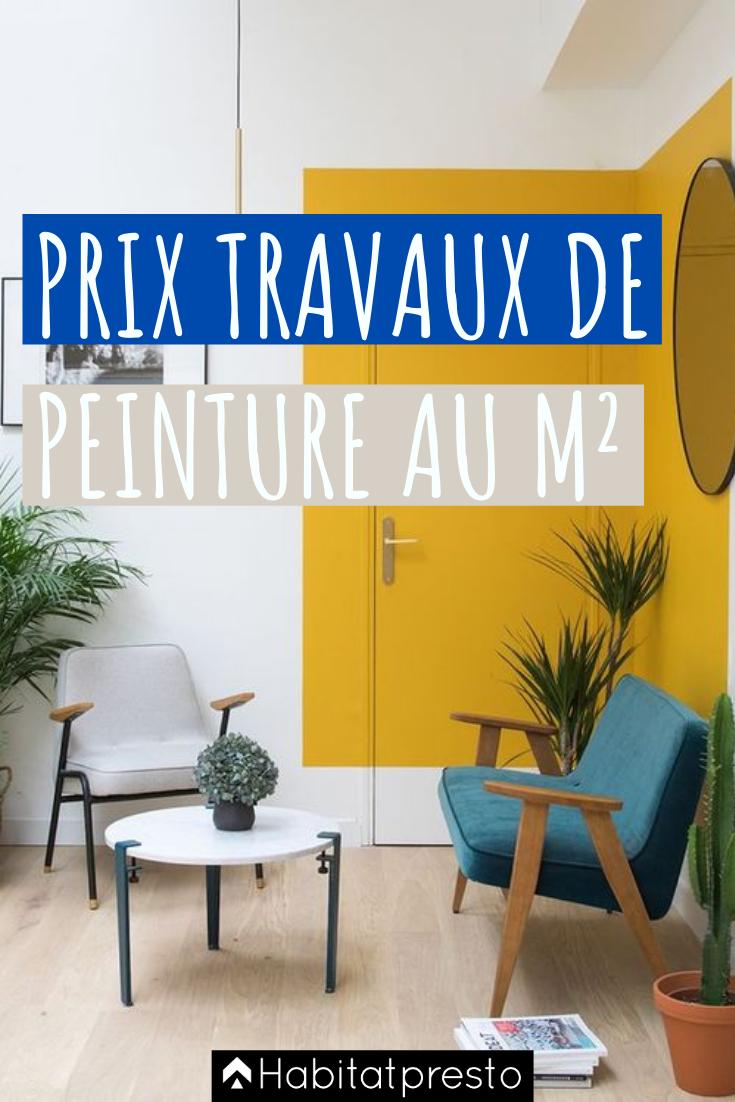 Prix travaux de peinture au m² : tarifs 2020 & exemple de ...