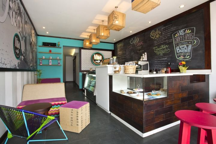 Viva Café By Esny Martin San José Costa Rica Retail Design Blog Hotels Amp Restaurants Cafe Interior Design Interior Design Business Restaurant Design