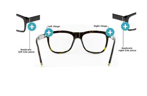 Plastic Eyeglass Frame Repair Within Days Nationwide Repair Eyeglasses Frames Silhouette Glasses