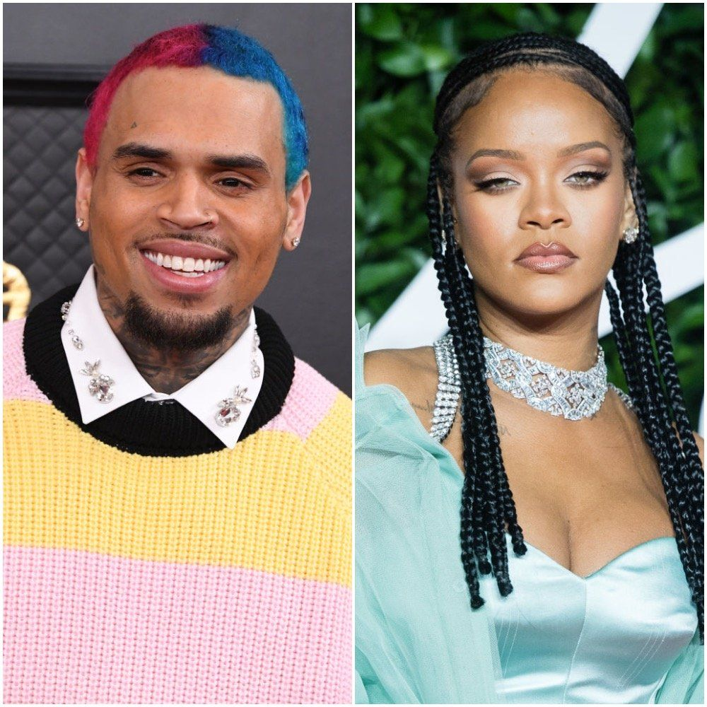 Rihanna Opens Up About Wanting Children And Chris Brown Reportedly Responds #ChrisBrown, #Rihanna celebrityinsider.org #Entertainment #celebrityinsider #celebritynews #celebrities #celebrity