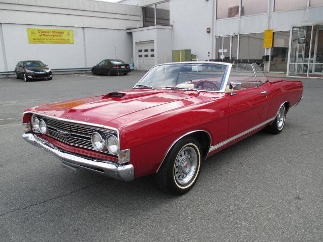 1968 Ford Torino Gt Convertible With Images Ford Torino