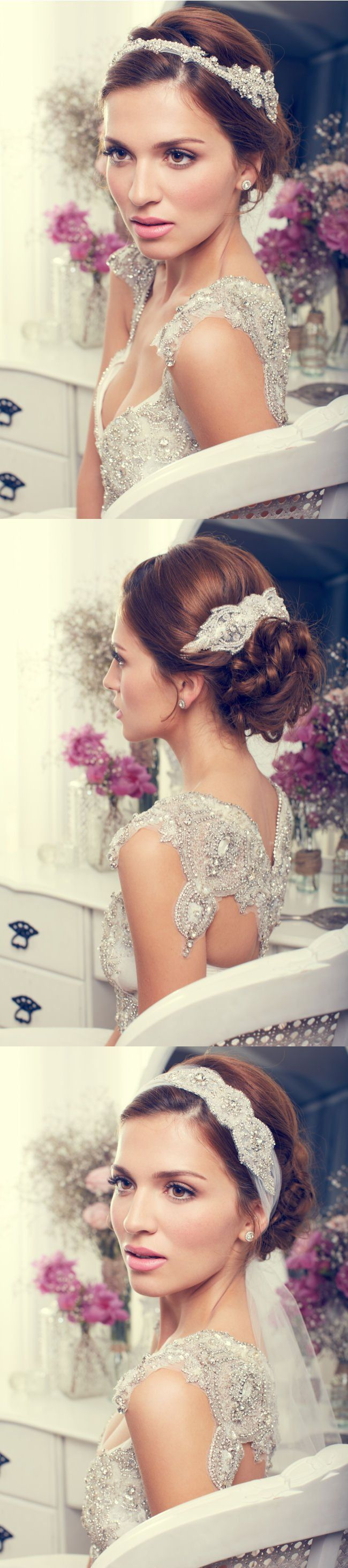 Gorgeous Bridal Accessories from Anna Campbell