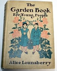 Pin By Lorna Mcmullen On Loveliness Book Cover Illustration Vintage Children S Books Gardening Books