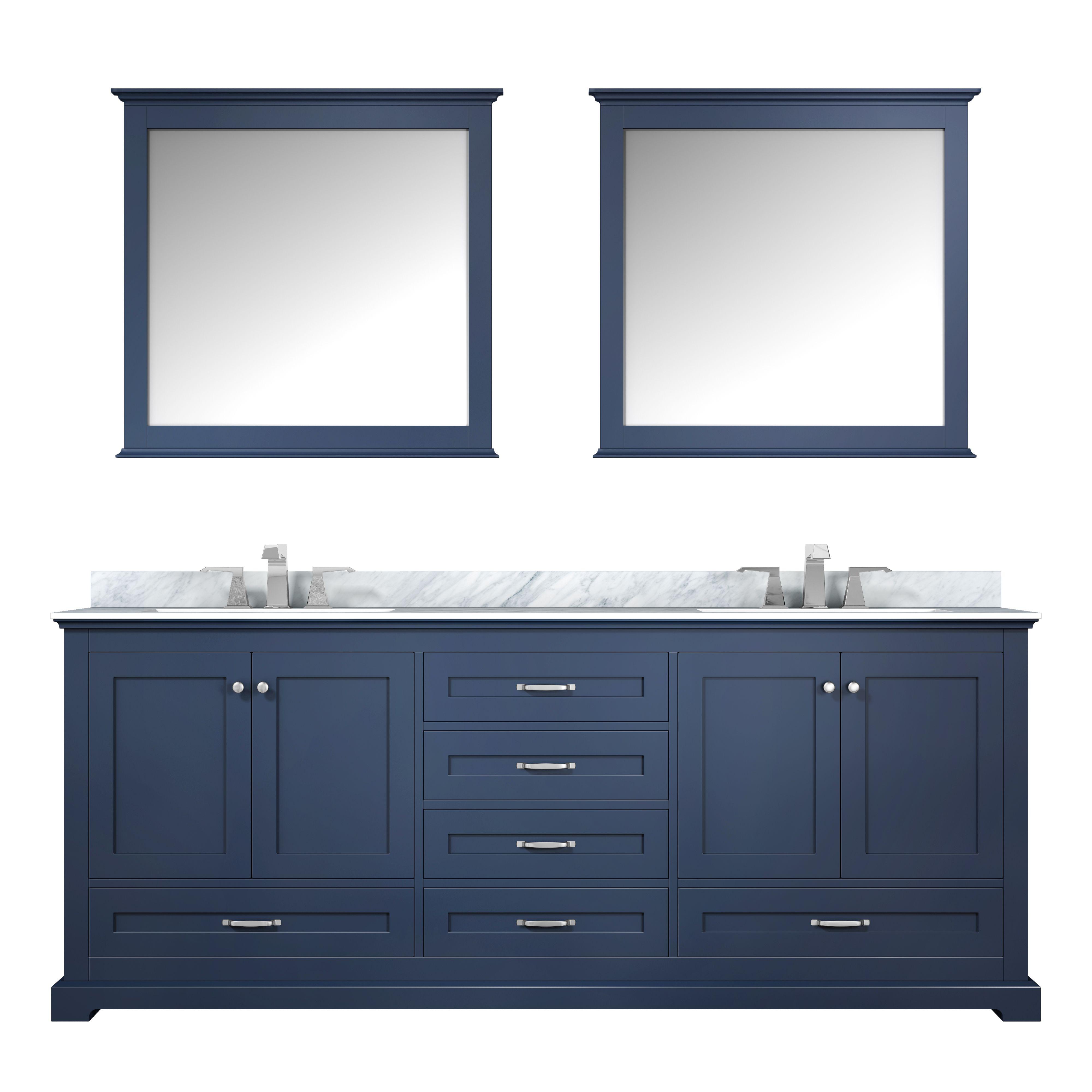 80 in 2020 | Cheap bathroom vanities, White vanity ...