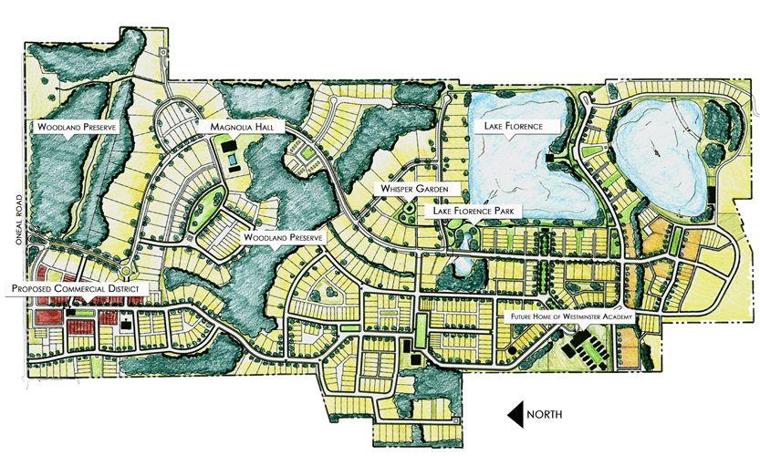 Florence Gardens   Christian Preus Landscape Architecture ...