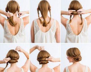 Peinados fáciles con trenzas que debes practicar   Estilizadas