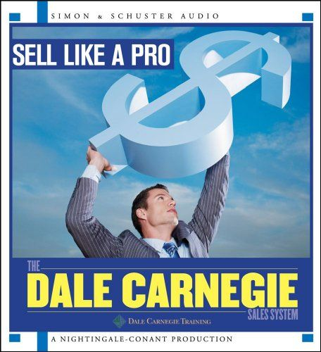 Sell Like a Pro (Dale Carnegie Sales System) $12.82