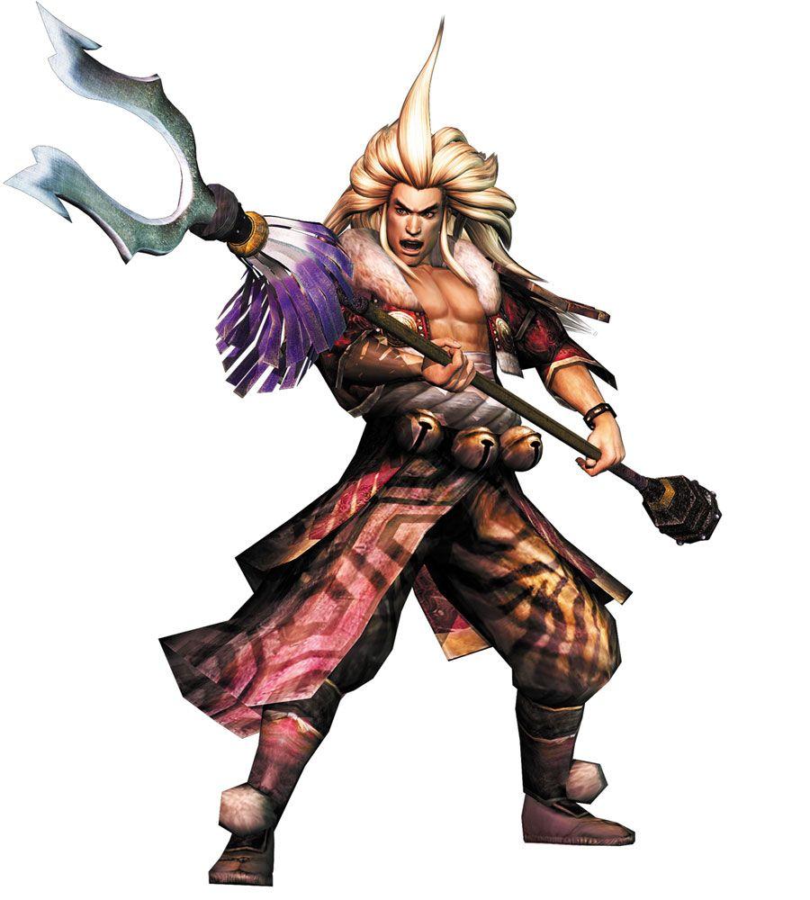 Warriors Orochi 3 Character List: Samurai Warriors Art & Pictures