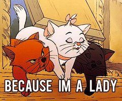the Aristocats :) One of my Favorite Disney movies!!!!