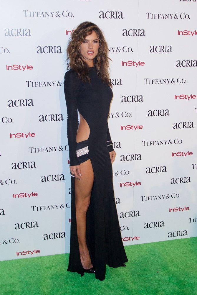 Abre tu falda del vestido! Las celebrities presumen de piernas por ... 47477f648e64