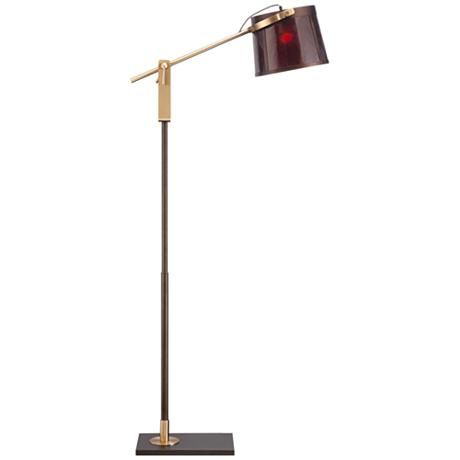 Carlton oil rubbed bronze mica boom floor lamp living room carlton oil rubbed bronze mica boom floor lamp aloadofball Image collections