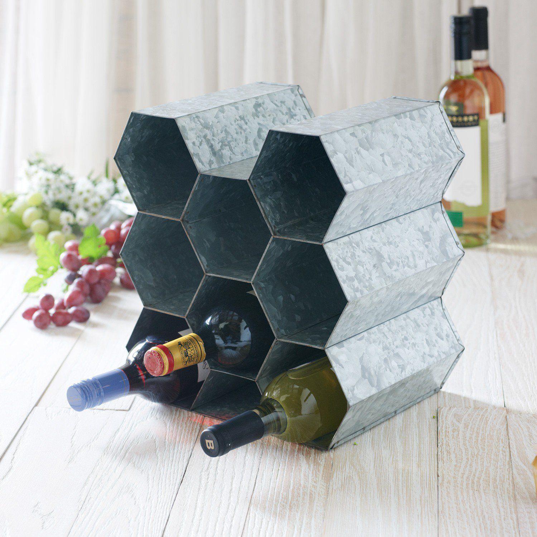 Bottle Beehive Wine Rack   Beehive design, Beehive and Wine rack