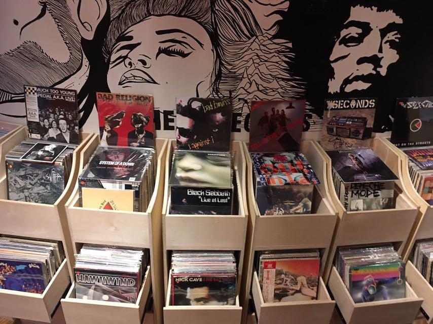 Hear Records Bencoolen Vinyl Record Store Vinyl Record Shop Vinyl Records