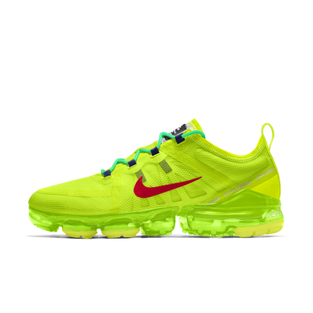 86c3ae7e47c The Nike Air VaporMax 2019 By You Custom Shoe in 2019