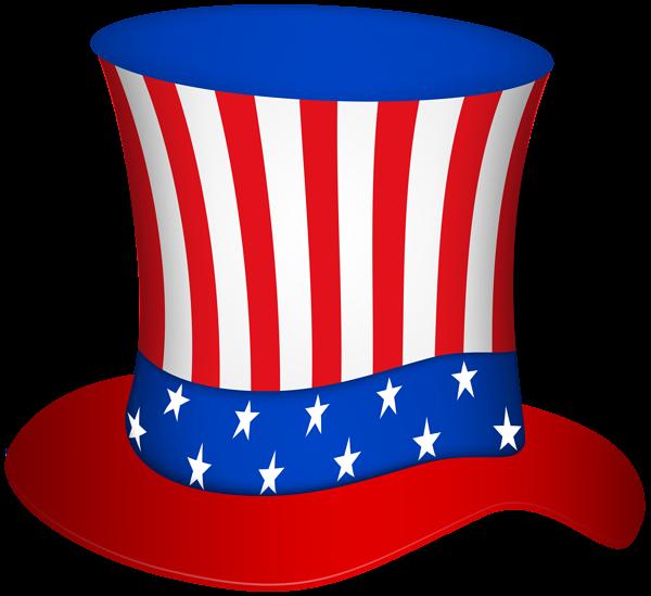 Uncle Sam Hat Png Transparent Clip Art Image Clip Art Happy Stickers Art Images