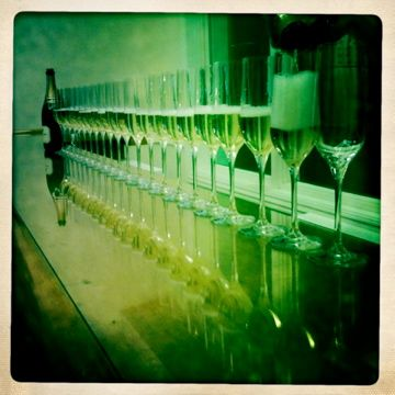 sparkling wine in champagne tradition at domaine carneros by taittinger