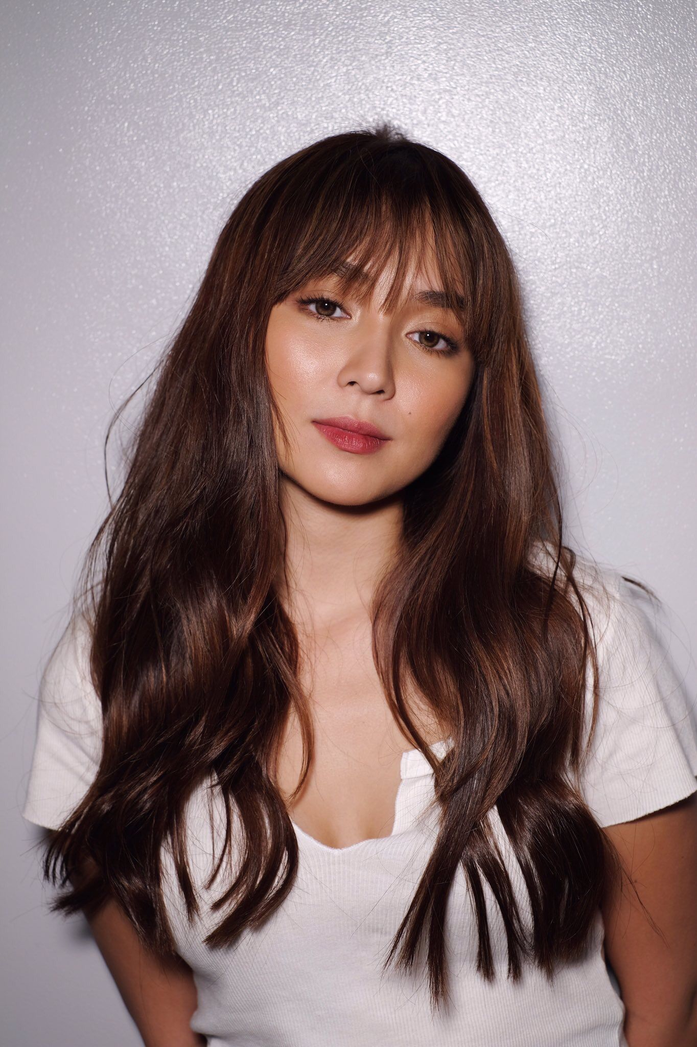 Pin By Sheila Eufemiano On Kathryn Bernardo Kathryn Bernardo Hairstyle Kathryn Bernardo Photoshoot Hairstyle