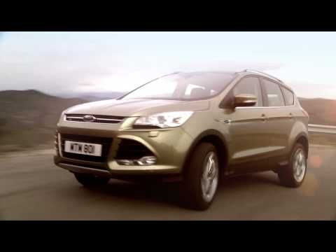 2013 Ford Kuga Commercial Full Hd Uk Launch Tv Advert Ford Kuga Ford News Used Ford