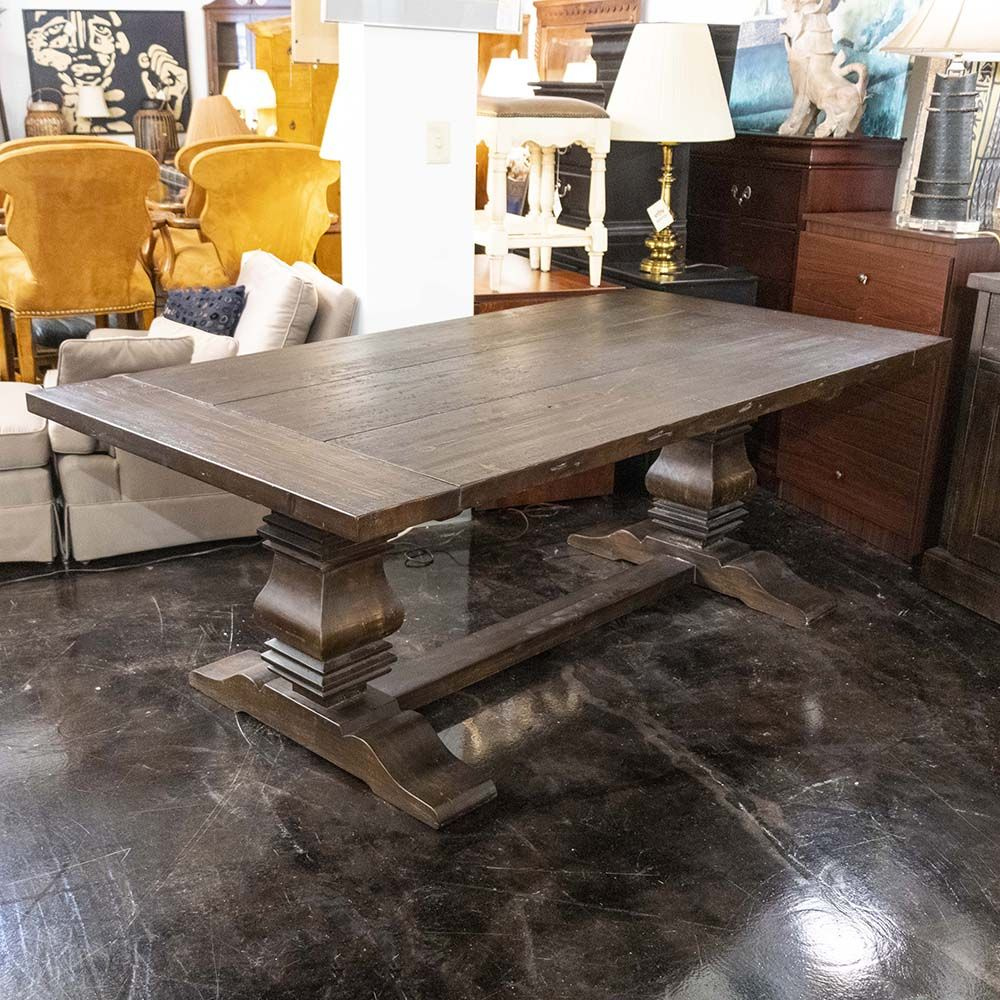 Designed By Timothy Oulton This Table From Restoration Hardware