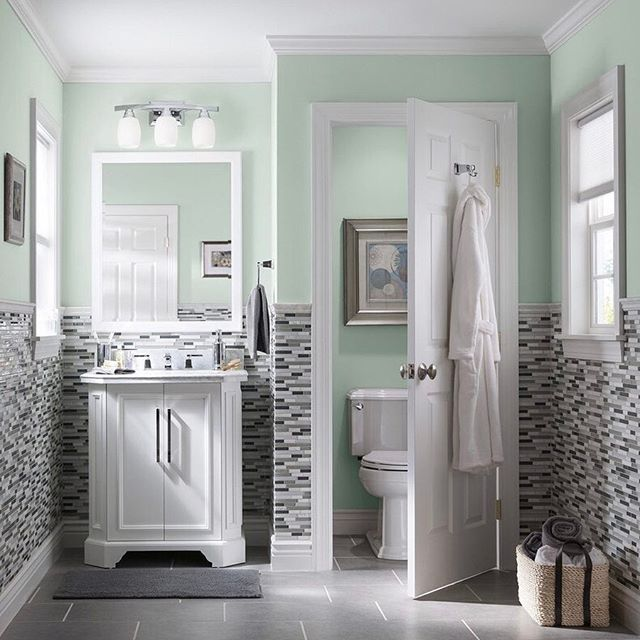 Now's The Time To Design A Bath That Makes A Splashcover Half Glamorous Lowes Bathroom Tile Designs Design Ideas
