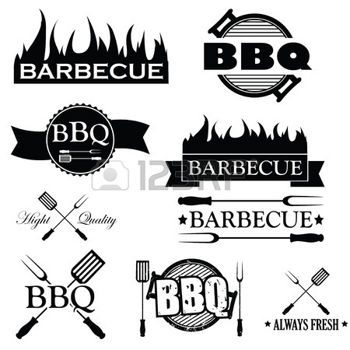 Bbq Grill Stock Illustrations Cliparts And Royalty Free Bbq Grill Vectors Bbq Grill Bbq Bbq Grill Logo