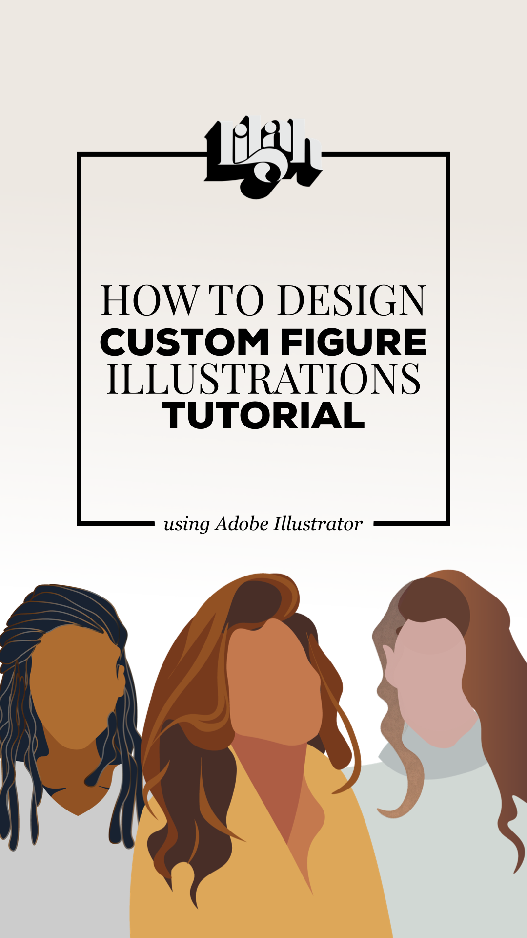 Learn to Design Illustration Characters!