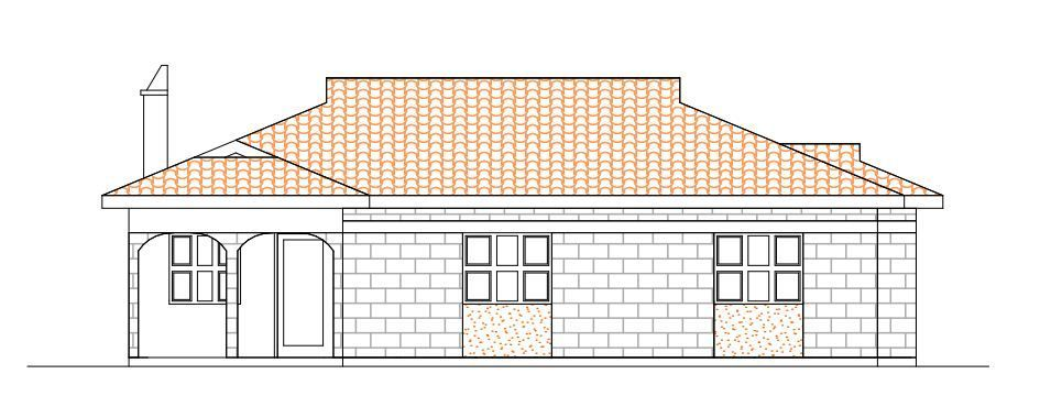 3 Bedroom House Plan In Kenya From The Best House Designer In Nairobi Bedroom House Plans Unique House Plans House Design Pictures