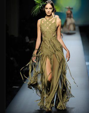 Robe Haute Couture Jean Paul Gaultier Recherche Google Jean Paul