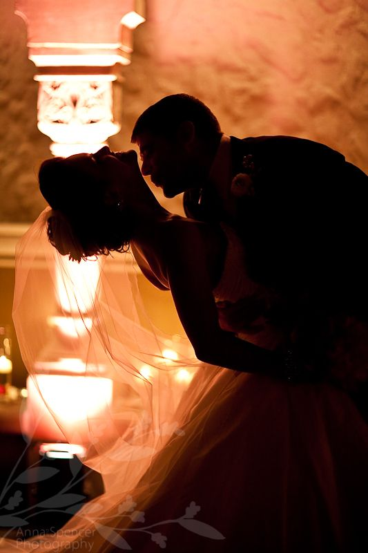 "romantic after-ceremony shot.  I love the moment when the bride and groom are alone after ""I do's"""
