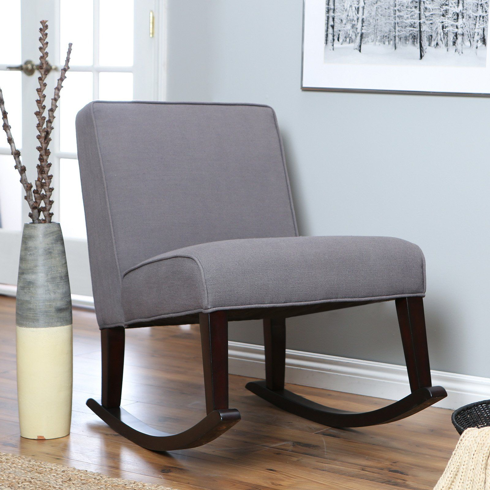 Affordable Rocking Chairs Frontgate Pool Lounge Have To It Belham Living Lennox Chair 219