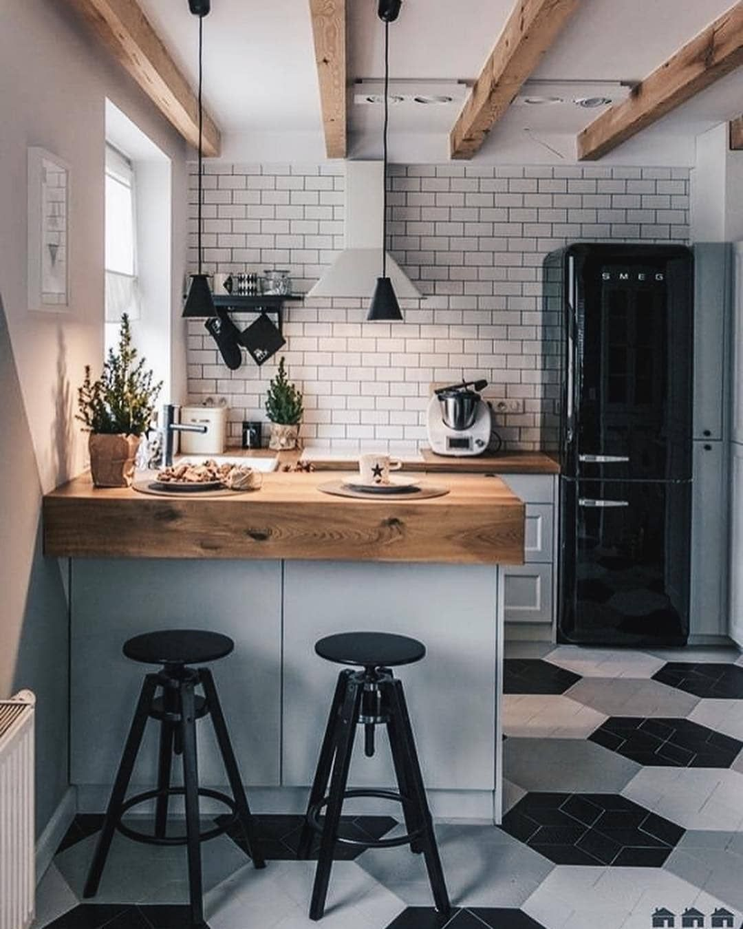 7 Tips To Have The Best Industrial Kitchen Style Keuken