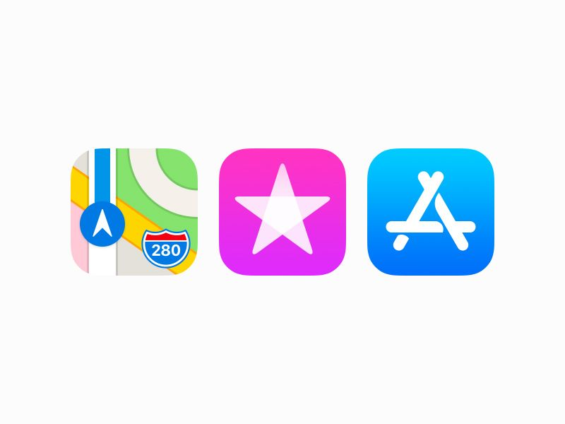iOS 11 App Icon Template Ios 11, App icon and Icons - iphone app icon template
