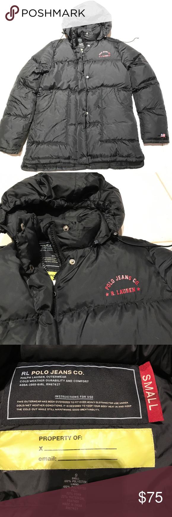 Rl Polo Down Jacket Heavy Clothing Jackets Down Jacket [ 1740 x 580 Pixel ]