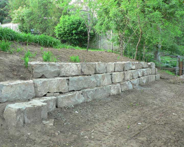 armor stone retaining wall design google search stone on stone wall id=53049