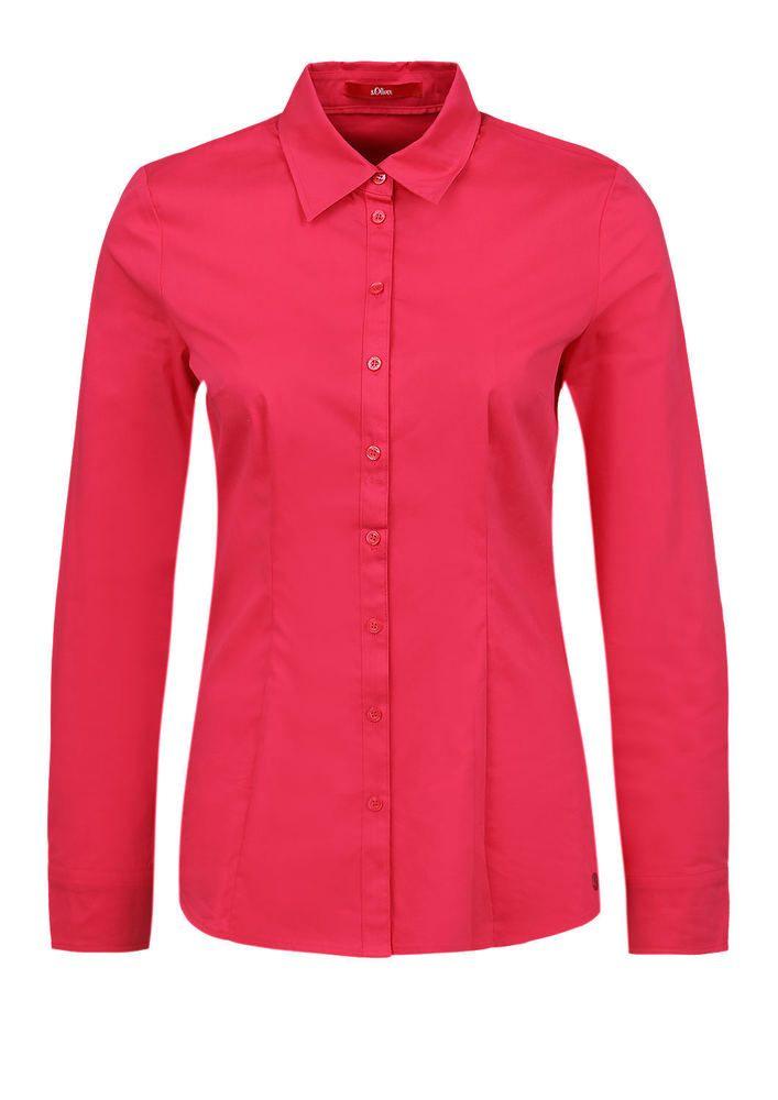 07f934198c6b Details zu s.Oliver Damen Bluse pink Gr.44   eBay and Fashion