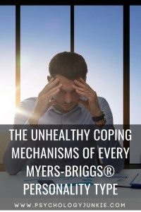 The Unhealthy Coping Mechanisms of Every Myers-Bri