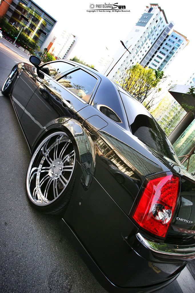 Chrysler 300 And Chrysler 300c With Vip Style With Images