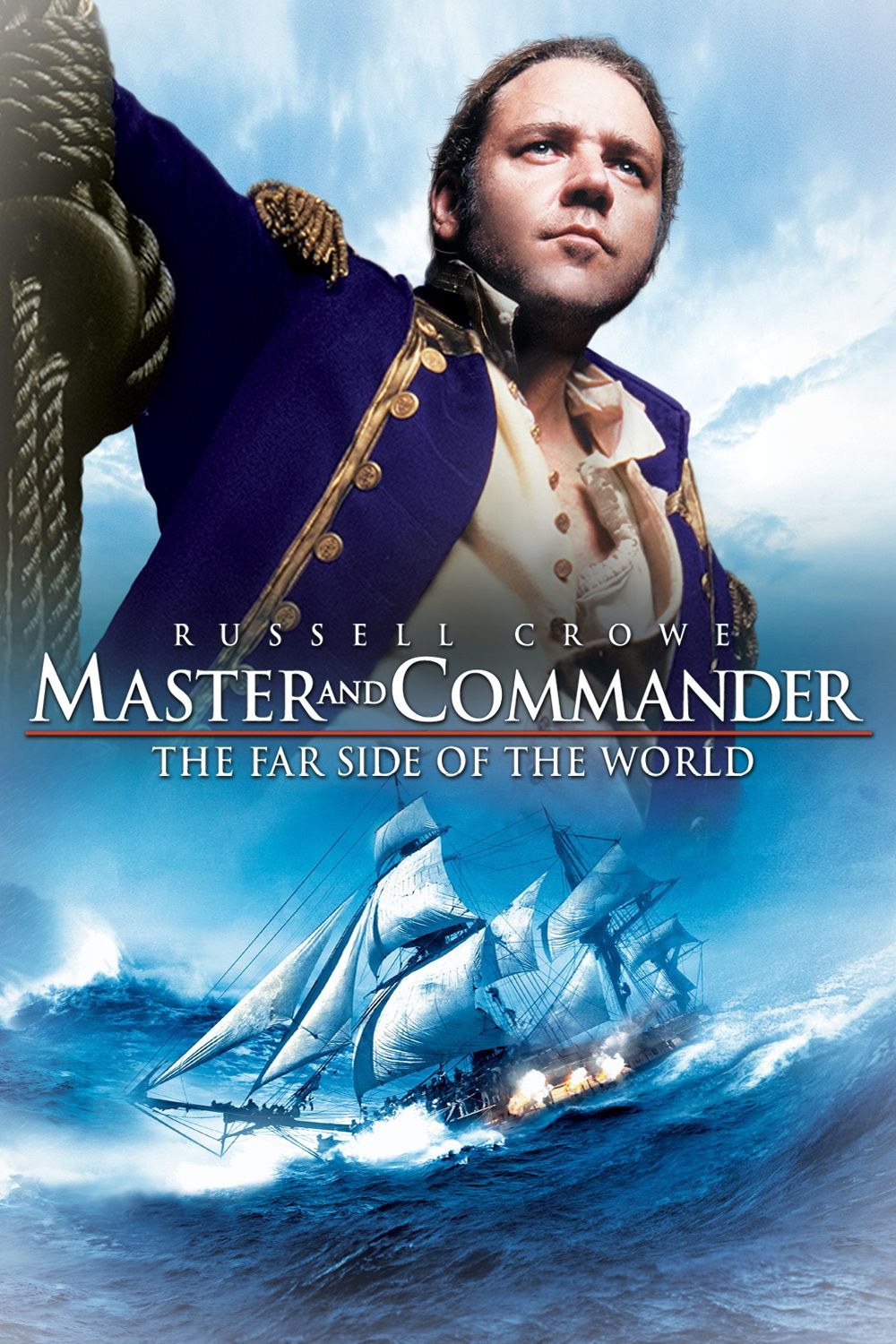 Master and Commander.. The Far Side of the World