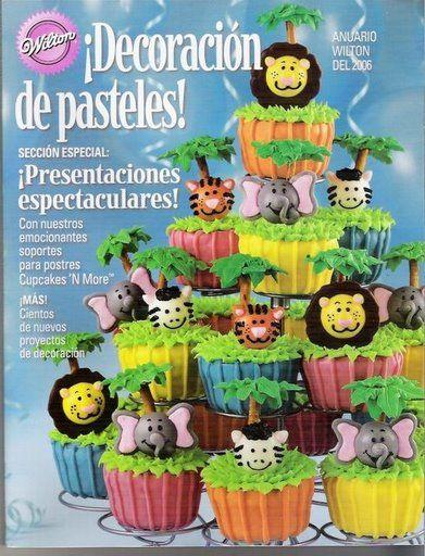 Wilton - Anuario 2006 - Cantinho da PRIKCA - Revistas de bolos - Álbuns Web Picasa